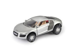 Darda Darda Raceauto Audi R8 Zilver