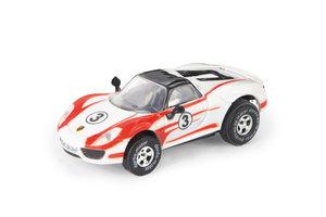 Darda Darda Raceauto Porsche 918 Spyder Weissacher Salzburg Racing Design