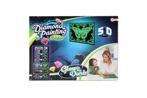 "Diamond Painting ""glow in the dark"""