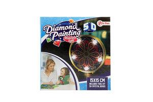 """Diamond Painting """"lamp mandala"""""""