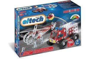 Eitech Metal Construction set brandweerauto