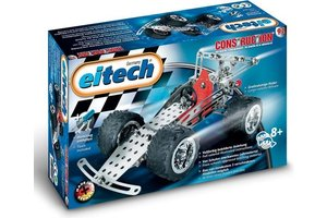 Eitech Metal Construction set Racewagen/quad