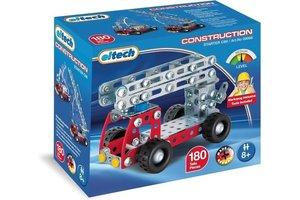Metal Construction set brandweerauto C66