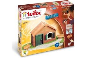 Teifoc Teifoc Bouwdoos - Starter Set