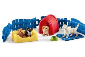 Schleich Schleich Farm World - Puppy huis