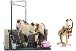 Schleich Schleich Horse Club - Wasbox voor paarden