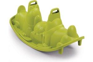 Smoby Smoby Schommelwip - Honden (groen)