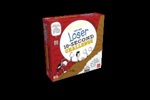 Goliath Het Leven van een Loser - 10 Seconden Challenge (bordspel)