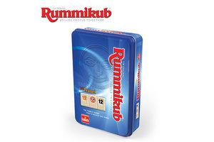 Goliath Rummikub - The Original Travel Tour Edition (tin box)