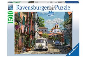Ravensburger Puzzel (1500stuks) - Idyllisch Zuid-Frankrijk