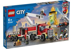 LEGO LEGO City Grote ladderwagen - 60282
