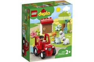 LEGO LEGO DUPLO Landbouwtractor en dieren verzorgen - 10950