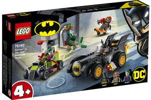 LEGO LEGO DC Comics Super Heroes Batman vs. The Joker: Batmobile achtervolging - 76180