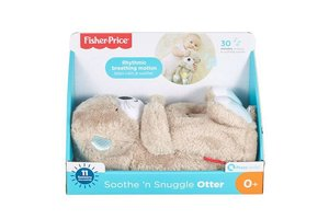 Mattel Fisher-Price Soothe 'n Snuggle Otter