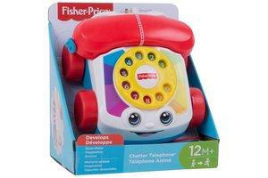 Mattel Fisher-Price - Babytelefoon met trektouw