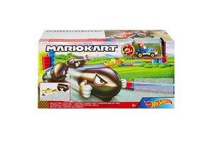 Hot Wheels Hot Wheels Mario kart - Bullet bill launcher