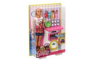 Barbie Barbie Cupcake speelset
