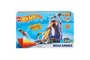 Hot Wheels Hot Wheels City - Mega Garage