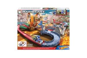 Hot Wheels Hot Wheels Mario Kart - Bowser's Castle track set