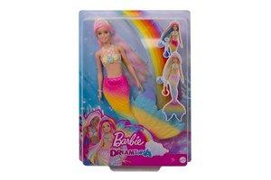 Barbie Barbie Dreamtopia - Regenboog zeemeermin