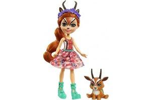 Enchantimals Enchantimals - Gabriela Gazelle en haar dierenvriendje Racer