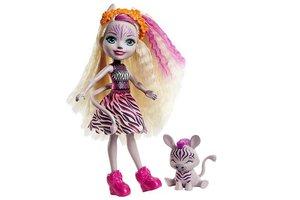 Enchantimals Enchantimals - Zadie Zebra en haar dierenvriendje Ref