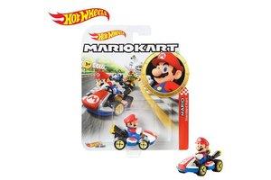 Hot Wheels Hot Wheels Mario kart - Mario