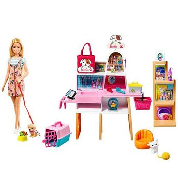 Barbie Barbie - Dierenverzorging speelset