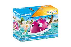 Playmobil PM Family Fun - Beklimmen zwemeiland 70613