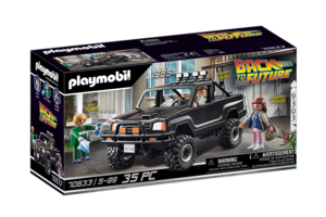 Playmobil PM Back To The Future - Marty's pick-up truck 70633