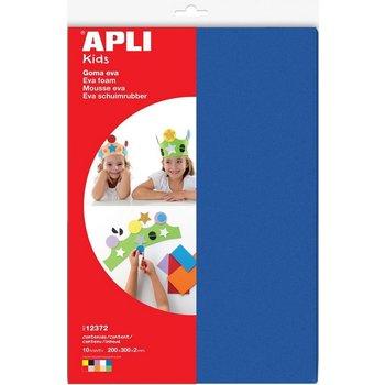 APLI Kids Schuimrubber 300x200x2mm (10 vellen) - assorti
