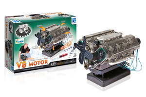 Megableu Motor Lab - V8 Motor