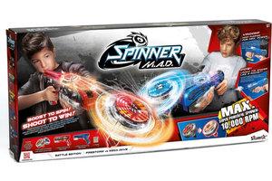 Silverlit Spinner M.A.D. Duo Battle Pack - Firestorm vs. Mega Wave