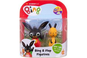 Acamar Films Bing & Flop - Speelfiguurtjes