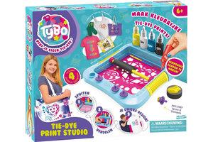 Mookie Tybo Tie-Dye Print Studio