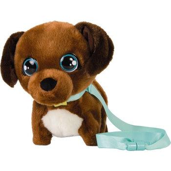 IMC Toys Club Petz - Mini Walkiez Chocolab hondje interactieve knuffel