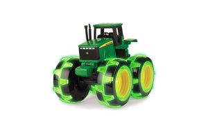 Tomy Tractor John Deere Monster Treads Light Wheels