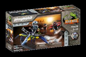 Playmobil PM Dino Rise - Pterandon Aanval vanuit de lucht 70628