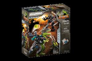 Playmobil PM Dino Rise - T-Rex Gevecht der giganten 70624