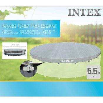 Intex Afdekzeil Deluxe (Ø549 cm)