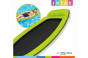 Intex Lounge (178x94cm) - sport MESH (groen OF blauw)