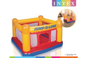 Intex Intex Springkussen Jump-o-lene (174 x 174 x 112cm)