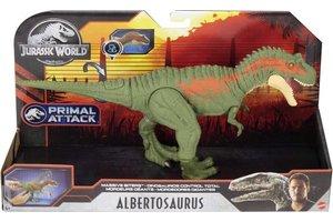 Mattel Jurassic World Massive Biters - Albertosaurus