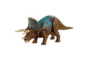 Mattel Jurassic World Sound Strike - Triceratops