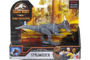 Mattel Jurassic World Savage Strike - Stygimoloch