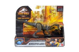 Mattel Jurassic World Savage Strike - Monolophosaurus
