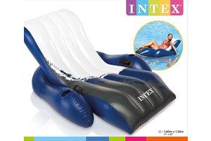 Intex Lounge (180x135cm) drijfstoel - SPORT