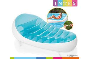Intex Lounge (193 x124cm) drijfstoel - SPORT PETAL