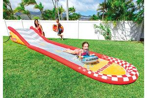 Intex Waterglijbaan - Racing Fun (561x119x76cm)