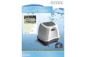 Intex Zoutwatersysteem 12V - KRYSTAL CLEAR (max. 17500 liter)